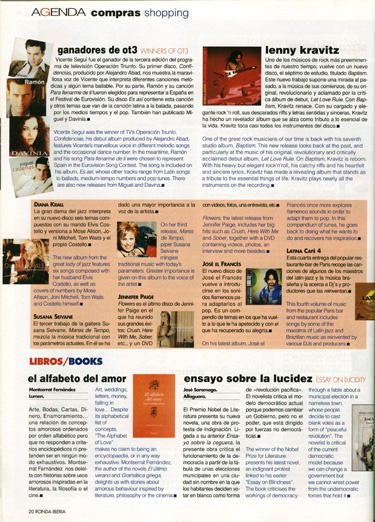 Ronda Iberia Magazine - junio 2004 June