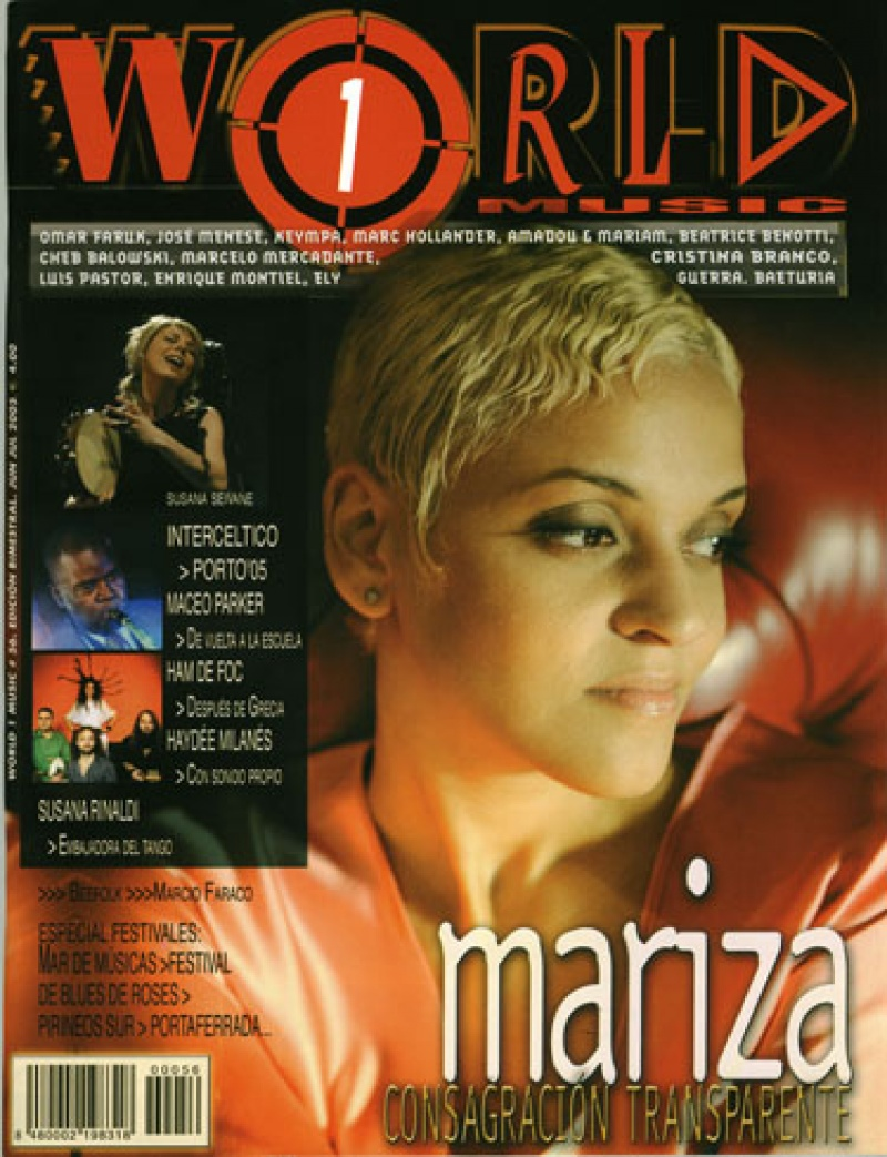 Portada World 1 Music   # 56